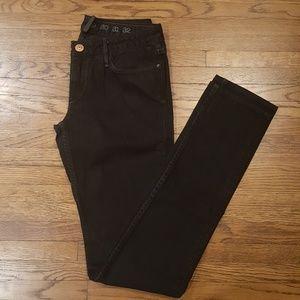 Earnest Sewn Madewell Harlan Cigarette Leg Jeans